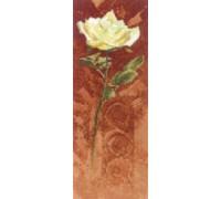 Rose Panel by John Clayton