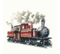Russell - Welsh Steam Train - CMRS240 - 27ct