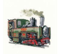 Snowdon - Welsh Steam Train - CMSW238 - 27ct