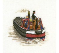 Traditional Narrow Boat