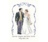 Wedding Samplers by Peter Underhill