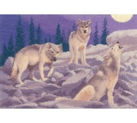 Wolves by John Clayton