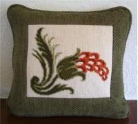 Cut Velvet Mini Floral I Tapestry