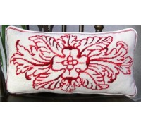 Neo-Classical Bolster Tapestry