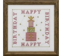 Happy Birthday Mini Sampler
