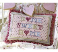 Home Sweet Home Hearts Tapestry Kit