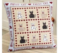 Pussy Cat Tapestry