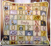 A-Z Sampler Tapestry - SKU16184