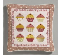 Cup Cakes Tapestry Kit - SKU16264