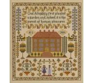 House Samplers by Historical Sampler Co
