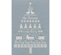 White Christmas Tree Sampler - SKU16287 - 16ct