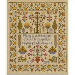 Traditional Samplers by Historical Sampler Co