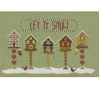 Let It Snow Christmas Kit - SKU16196 - 16ct