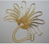 Chrysanthemum Metal Thread Kit
