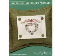 Alphabet Wreath Chart - 03-2334