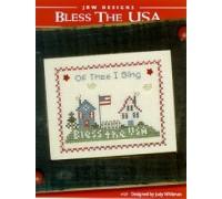 Bless the USA Chart - 05-2073
