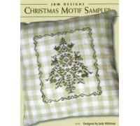 Christmas Motif Sampler Chart - 05-2559