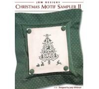 Christmas Motif Sampler II Chart - 06-2691