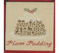 English Plum Pudding Chart - 08-2386
