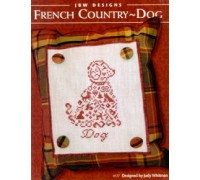 French Country Dog Chart - 08-1362