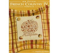 French Country IV - Pumpkin Chart - 06-2065