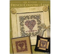 French Country Love Chart - 07-1174