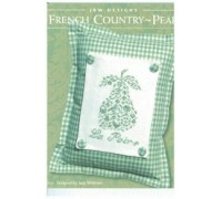 French Country Pear Chart - 07-2276