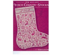 French Country Stocking Chart - 07-2277