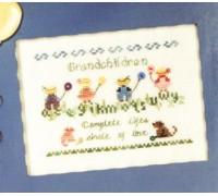 Grandchildren Chart - 06-1244