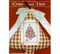 Christmas Tree Motif Chart - 08-2038