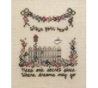 The Secret Garden Chart - 98-1111