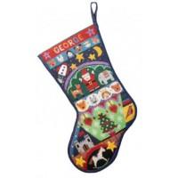 Fairytale Christmas Stocking