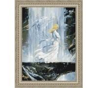 Aqua Maiden Chart - 09-1010 - Chart Only