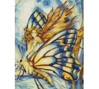Butterfly Fairy Chart or Kit