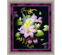Clematis Fairy Chart - 08-2129 - chart only