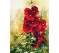 Hummingbird Flowers Chart - 06-2374 - Chart Only