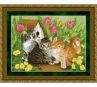 Kitties Chart or Kit