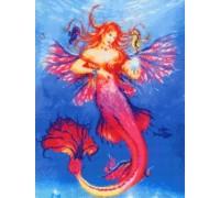Mermaid Fairy Chart or Kit