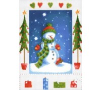 Snowman Season Chart or Kit
