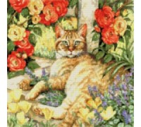 Tabby Cat Chart - 07-1130 - Chart only