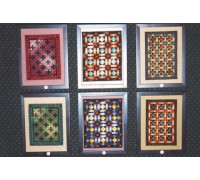 Amish Shadow Quilts Chart - 3925