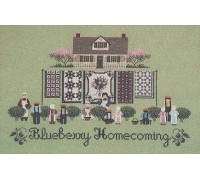 Blueberry Homecoming Chart - 3933