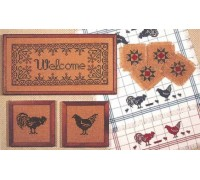 Country Gifts Chart - 3934