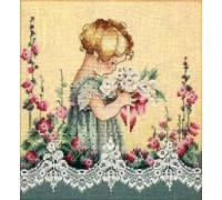 Emma's Garden Chart - LL49 - 99-1988