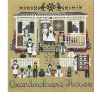 Grandmother's House Chart or Kit