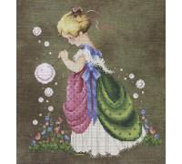 Isabella's Garden Chart - LL63 - 08-1127