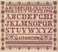Provence Sampler Chart - 960-1205