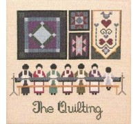 The Quilting Chart - 3912