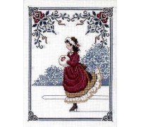 Winter Rose Chart - LL02 - 3804