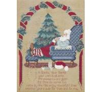 Secret Santa Chart - LL54 - 02-2144